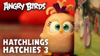 Angry Birds | Toy Unboxing! | Hatchling Hatchies 3