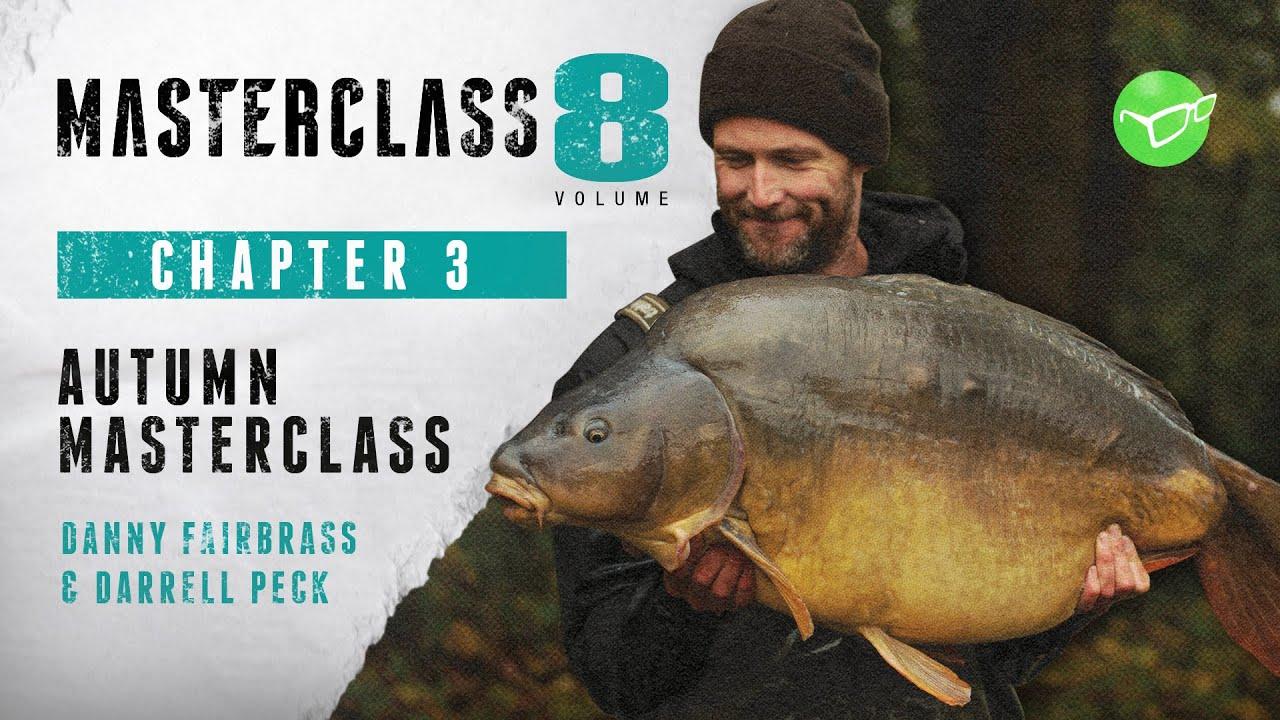 Download Autumn Masterclass (Carp Fishing) with Danny Fairbrass & Darrell Peck