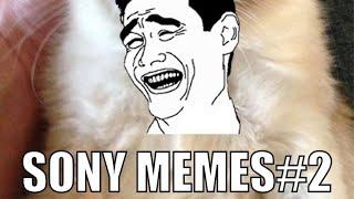 Sony presents! Funny Sony memes#2