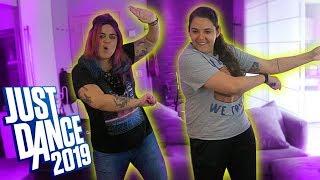 DESAFIO NO JUST DANCE 2019! (feat. Maíra Medeiros)