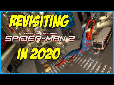 Revisiting The Amazing Spider-Man 2 In 2020