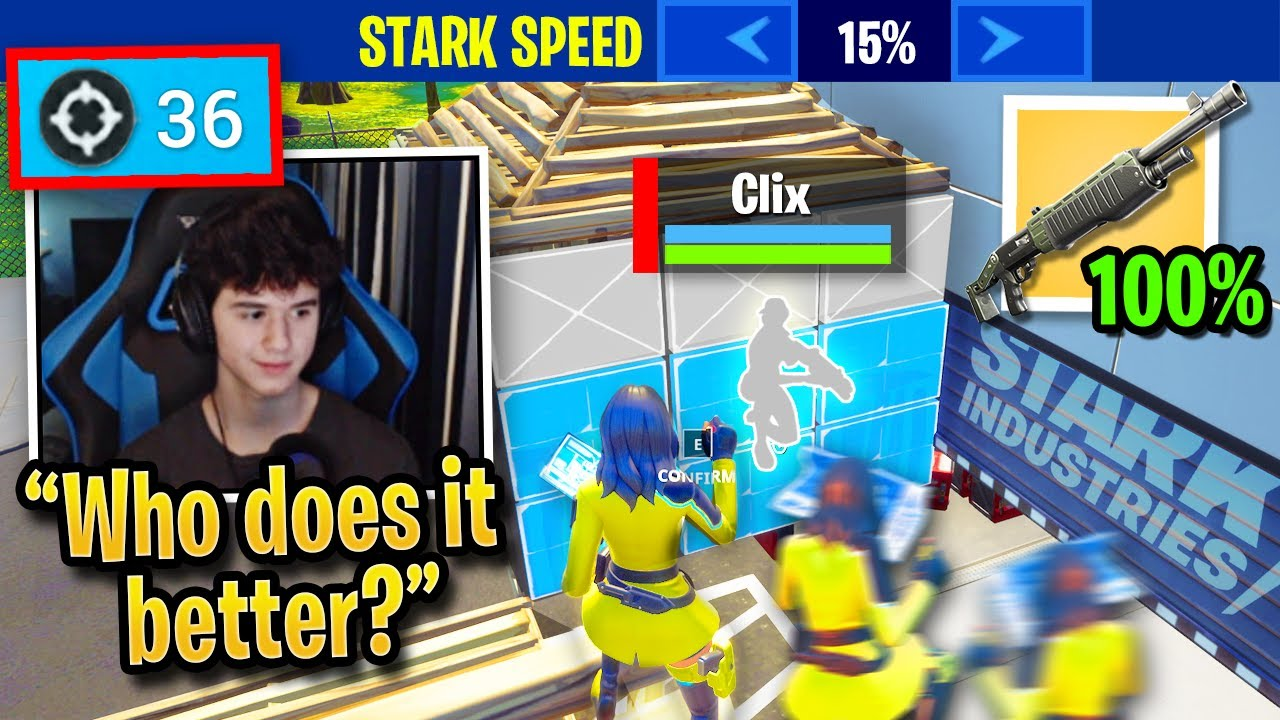 Bugha Shows Why STARK Industries is Most OVERPOWERED Spot in SOLO ARENA!