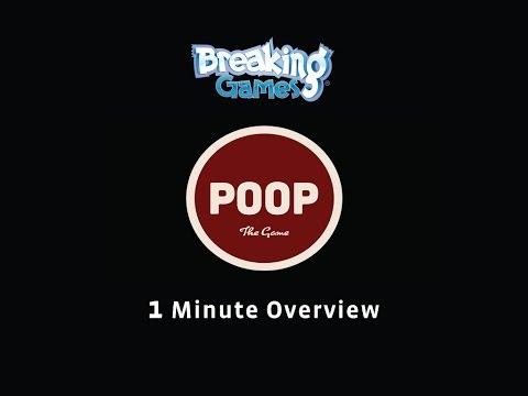Breaking Games Poop Poop: The Brown Bag Combo Party Pooper Set