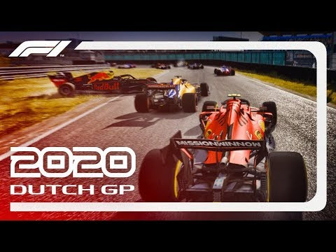 F1 2020 Dutch Grand Prix Zandvoort - Can We Overtake?