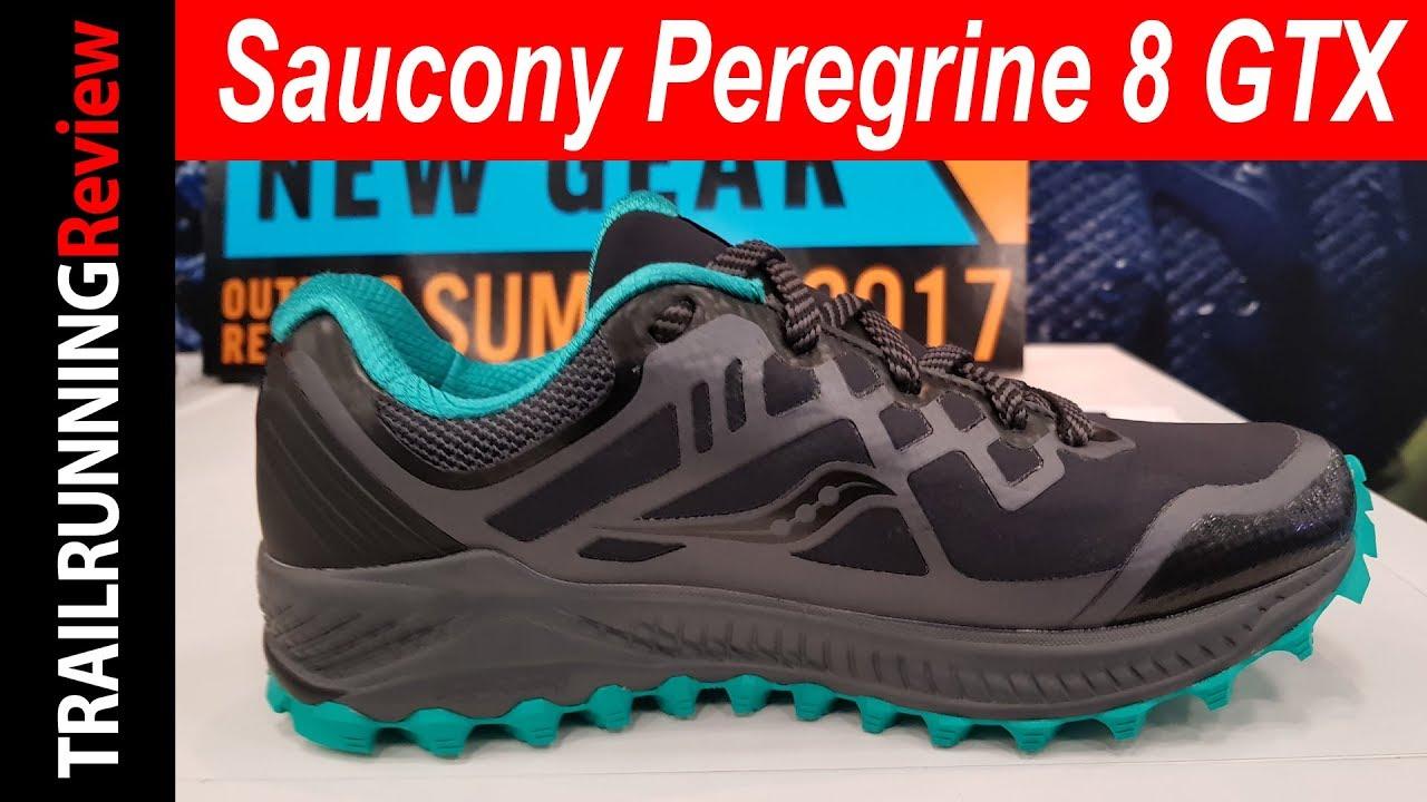 saucony peregrine 8