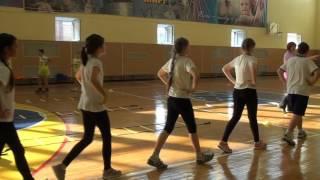 Урок физической культуры, Палий_Л.В., 2015