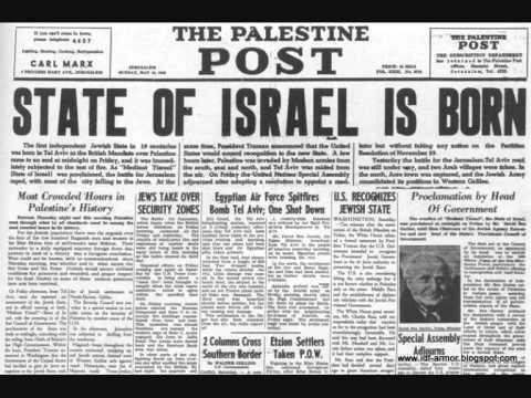 Nakba Week Founding of Israel