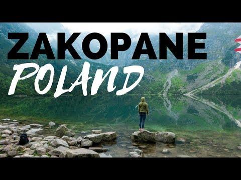 Poland Travel Vlog: Hiking Part 1