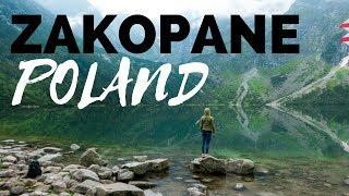 Poland Travel Vlog: Hiking Part 1