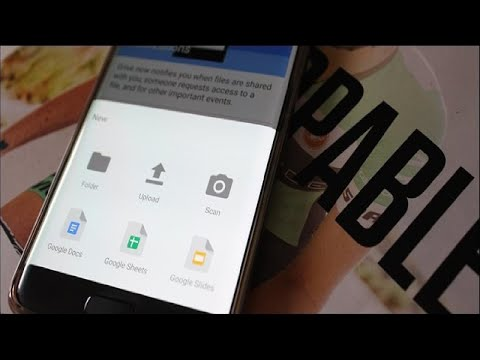 How to Scan Documents to PDF with Your Android Phone's Camera