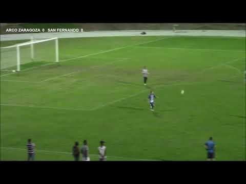 PARTIDO AMISTOSO CARTAGENA ARCO ZARAGOZA VS SAN FERNANDO, ESTADIO JAIME MORON