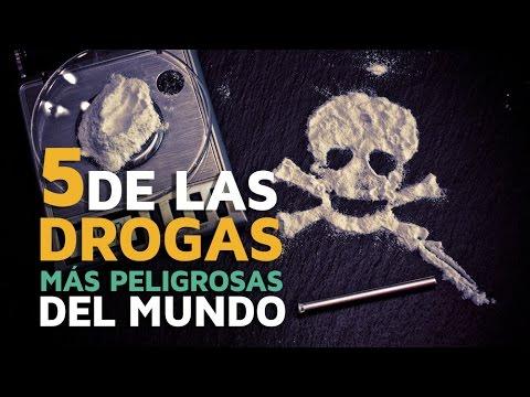 5 De Las Drogas Más PELIGROSAS Del Mundo