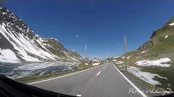 """JAKSO 11""""Matkailuautolla Euroopassa"""" Lauterbrunnen, matkan odotetuin kohde"""