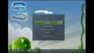 Snes360 v0.32 beta Box Art show(Preview)