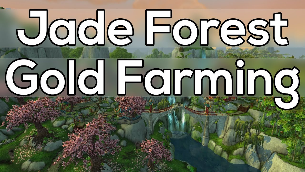 WoW Patch 5 4 8 Gold Farming Guide (Up to 10k Per Hour!)