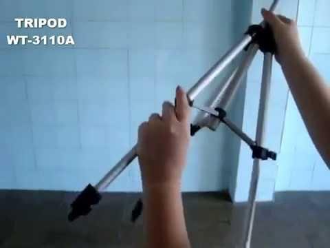 Mua chân máy ảnh WT 3110A