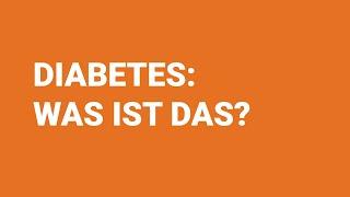 Diabetes - Informationen für Patienten