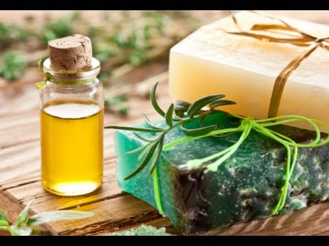 How to Make Natural Soap with Essential Oils