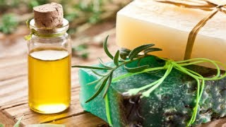 How to Make Natural Soap with Essential Oils - Homemade Soap