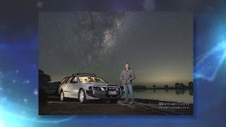 Astrophotography Lighting Milky Way Selfie