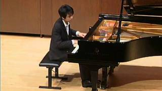 Sean Chen plays Bach Keyboard Sonata in d minor, BWV 964 - II. Fuga: Allegro