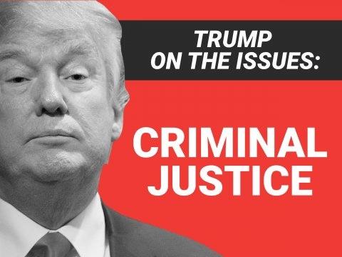Federal Prison- Donald Trump