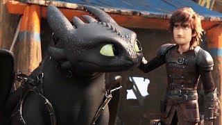 Как приручить дракона 3 (2019)— русский трейлер