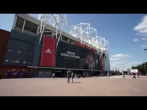Visit Britain Experience: Old Trafford (Manchester United)