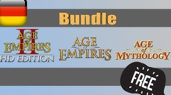 | Age of Empires I,II und Mythology for Free German/Deutsch |