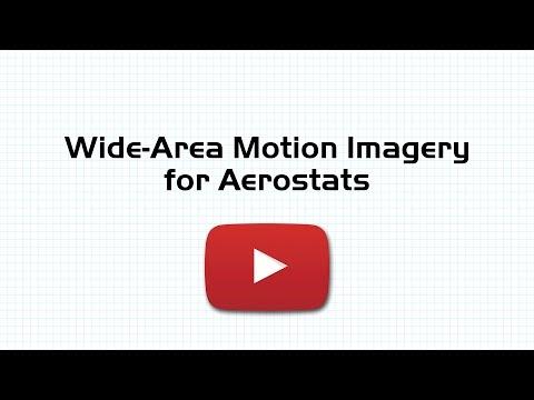 WAMI for Aerostats