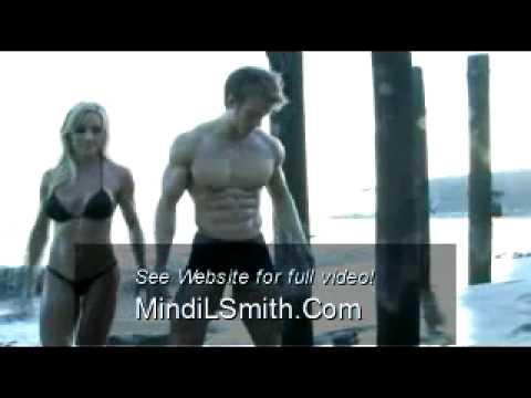 Mindi Smith & Rob Riches Beach Shoot