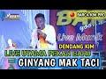 DENDANG KIM Barca Yoi - Ginyang Mak Taci | Fadly Barca