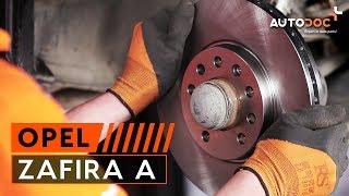 Reparasjonsveiledninger og praktiske tips om OPEL ZAFIRA