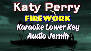 Katy perry firework karaoke lower key ...