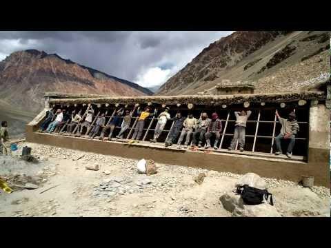 Jan Tilinger: Solar School in the Village of Kargyak