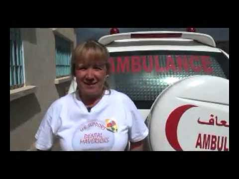 Smile Style Stafford Dentist Richard Howarth Charity work in Morocco