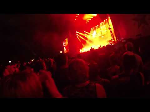 Radiohead   The Numbers   ACL Fest 2016