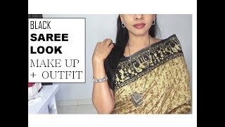 BEGINNERS  MAKE UP TUTORIAL [OUTFIT+ JEWELS] | TAMIL