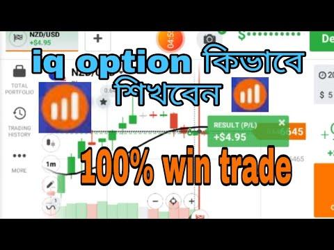 Fallo trade iq option