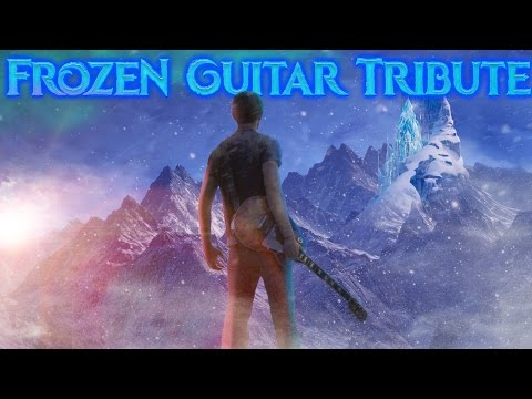 Frozen Guitar Tribute (Symphonic Metal / Acoustic Tribute to the Music of Frozen)