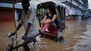 Monsoon Hits Several Parts Of Western India; Flood Situation Arrived In Assam