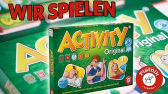 Piatnik Activity Spielanleitung