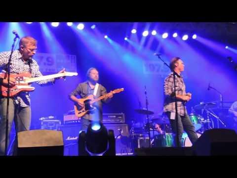 Smith & Wesley Band perform at Camp Jordan