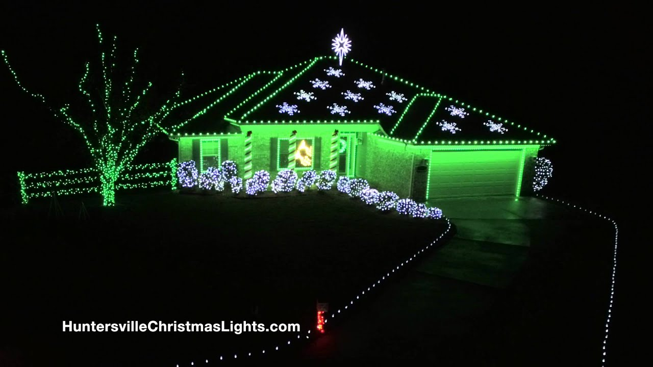 jingle bells by michael w smith christmas lights video - Christmas Lights Video