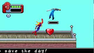 Spider Man 3 - Longplay (Game Boy Advance)