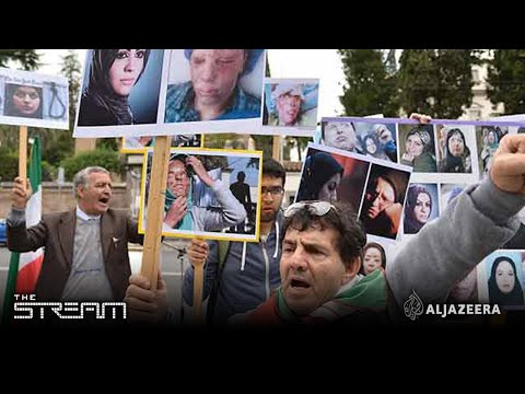 The stream -Iran acid attacks put 'moral policing' law in question