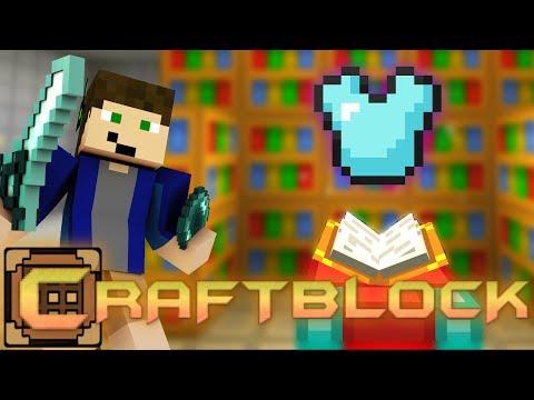 OUR FIRST GOD SET! - CraftBlock SMP #11 (Minecraft 1.12 SMP)