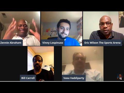 Zennie62 Vlog Crew Talks Cam Newton To Patriots, Mark Davis Las Vegas Raiders, NFL, MLB 2020 Season