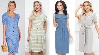 Приталенные платья которые подчеркнут ваши формы