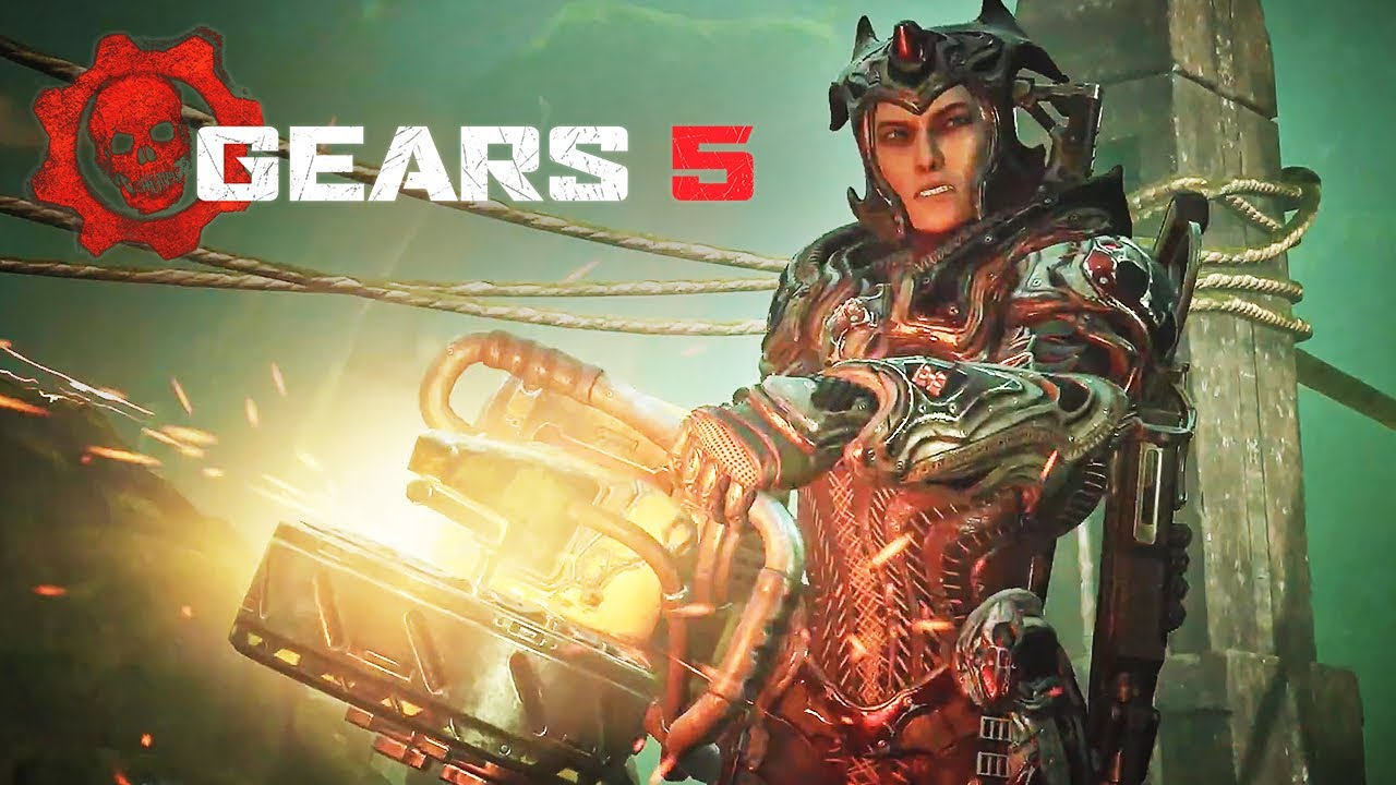 Gears 5 - Official Operation 3: Gridiron Trailer thumbnail